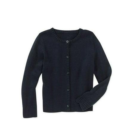 51b7a6e4abf Toddler Girl Uniform Cardigan