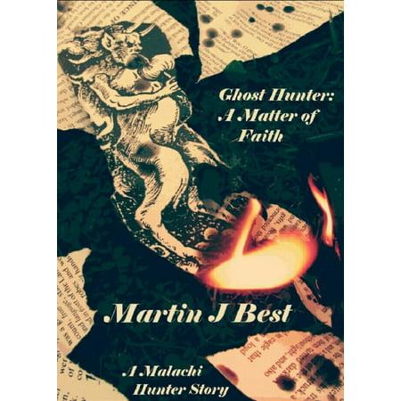 Ghost Hunter I - eBook