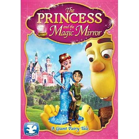 The Princess and the Magic Mirror - Halloween Magic Mirror Software