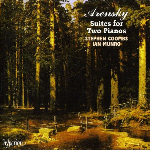SUITES FOR 2 PIANOS