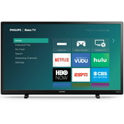 "Philips 32"" Class 2K (720P) Smart Roku TV (32PFL4664/F7) - Best Reviews Guide"