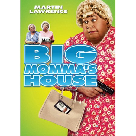 Big Momma's House (DVD) ()