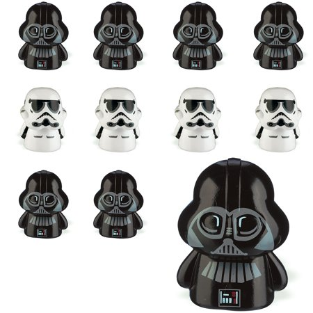 Star Wars Birthday Party Supplies (Star Wars Finger Puppets 24ct, Birthday Party Favors for Kids, 2 Designs,)