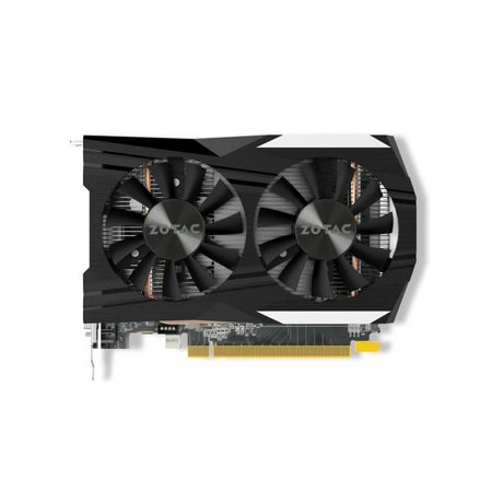 (ZOTAC NVIDIA GeForce GTX 1050 Ti OC Edition 4GB GDDR5 DVI/HDMI/DisplayPort PCI-Express Video Card)