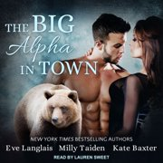 The Big Alpha in Town - Audiobook