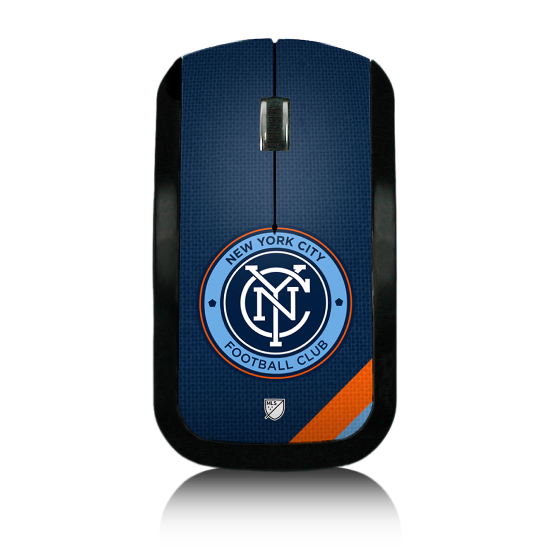 New York City FC Wireless USB Mouse MLS