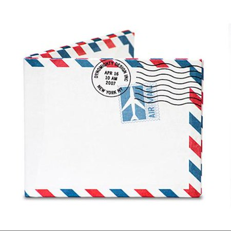 Dynomighty Air Mail Delivery Postal Service USPS Foreign Mighty Billfold Wallet