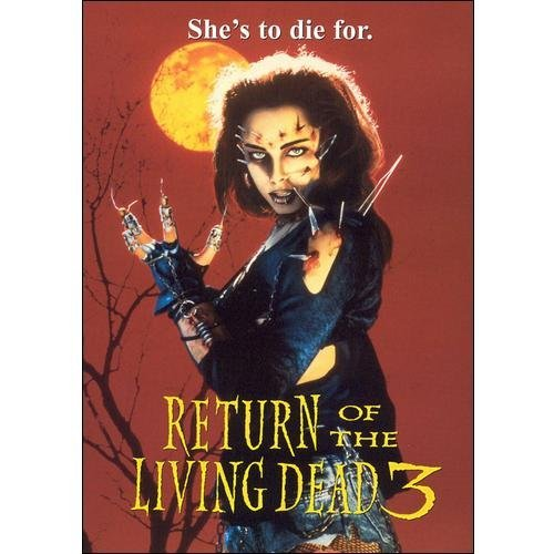 Return Of The Living Dead 3 (With INSTAWATCH) (Widescreen)