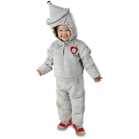 The Wizard Of Oz Tin Man Cuddly Costume Costume](Wizard Of Oz Costumes Tin Man)