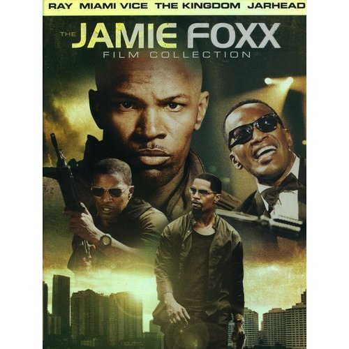 The Jamie Foxx Film Collection DVD (2008) 4 Film/8 Disc