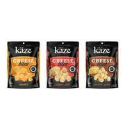 Kaze Cheese Bites Variety 3 Pack, 1.5 oz Each