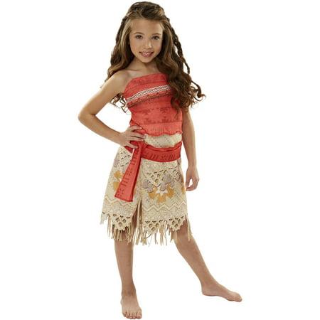 Disney Moana's Adventure Outfit