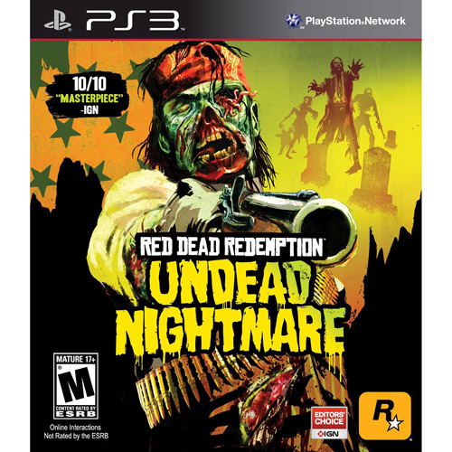 Red Dead Redemption: Undead Nightmare (Playstation 3) by Take 2