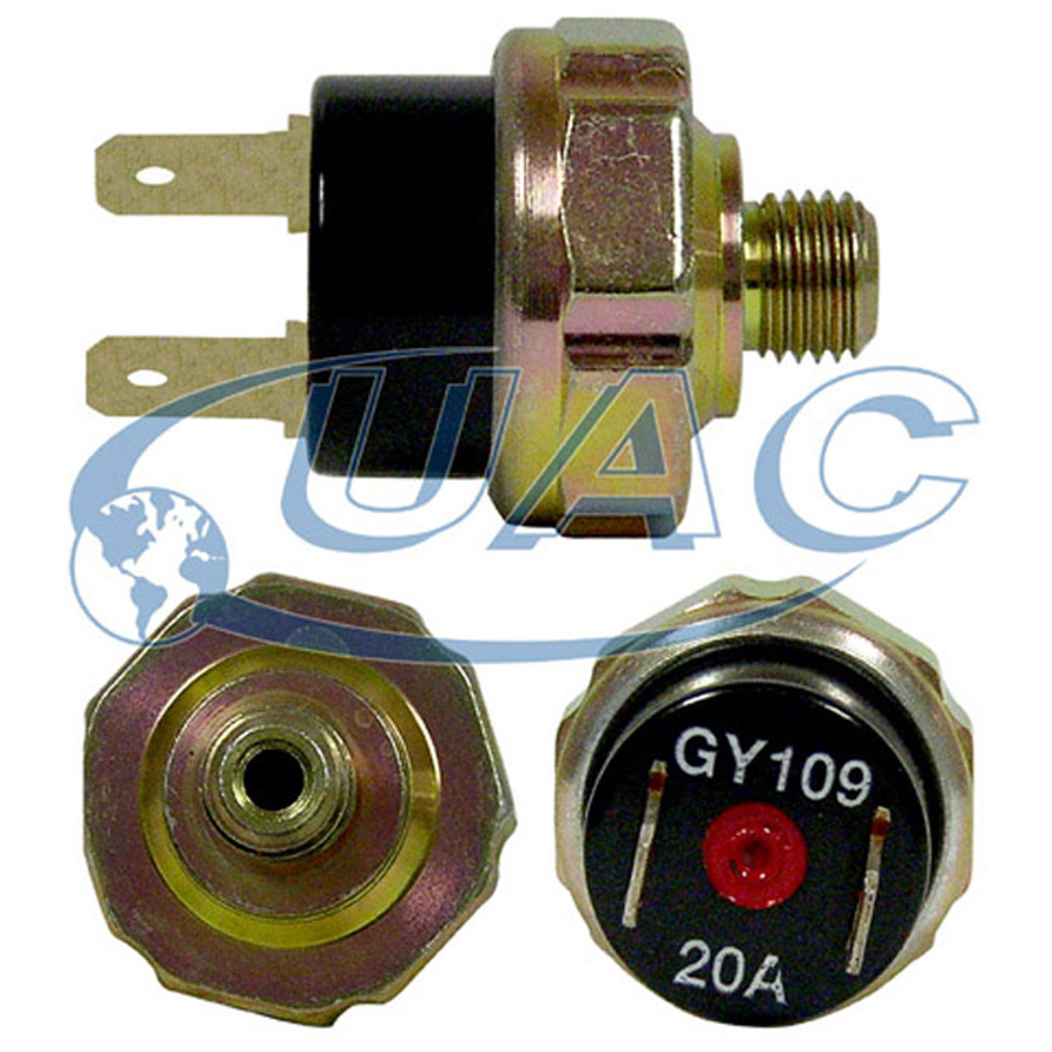 New HVAC Pressure Switch 1830017 -  Grand Caravan Caravan New Yorker 900