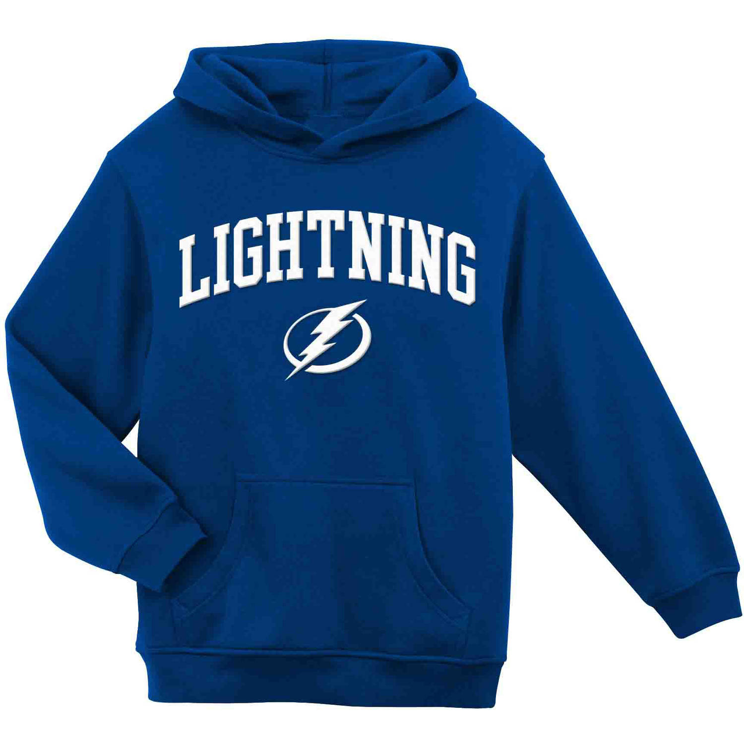 NHL Tampa Bay Lightning Youth Team Fleece Hoodie