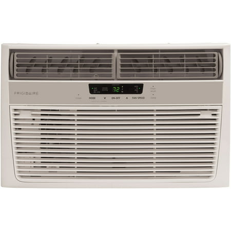 Frigidaire FRA064AT7 6,000 BTU 115V Window-Mounted Mini-Compact Air Conditioner with Full-Function Remote Control