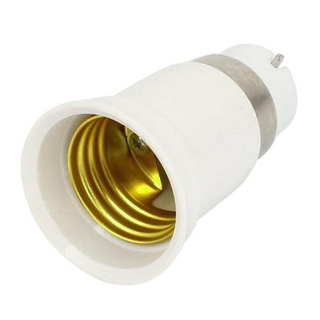 b22 to e27 bulb base extension lamp adapter holder socket. Black Bedroom Furniture Sets. Home Design Ideas