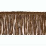 10 yd Camel Expo International IR1785CML-10 Pippa Eyelash Fringe Trim