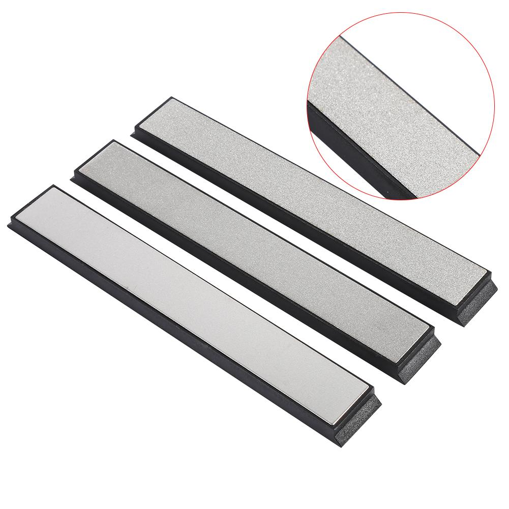 3Pcs/Pack 240/600/1000 Grit Kitchen Tool Sharpening Stone Knives Sharpener Whetstone New,Sharpener Whetstone, Whetstone