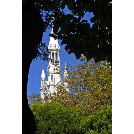 canvas print church san francisco saint's peter and paul stretched canvas 10 x (St Peter And Paul Church San Francisco)