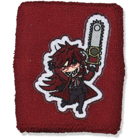 Anime Halloween Black Butler (Black Butler Men's  Grell Anime)