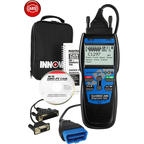 Equus 3150 Innova ABS  Professional Diagnostic Code Scanner