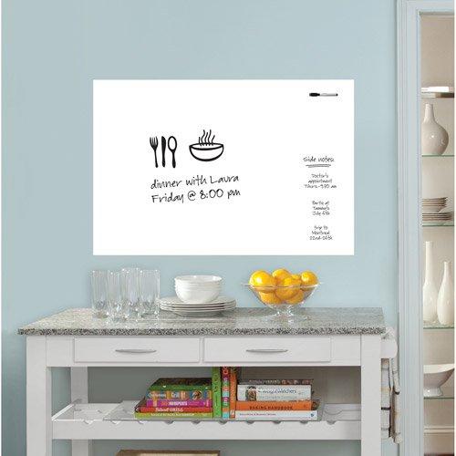 wallpops large white message board - walmart
