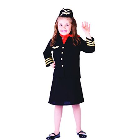 Flight Attendant Costume Set - T2](Halloween Costumes Flight Attendant)