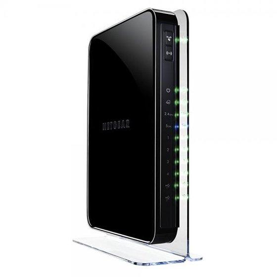 Netgear wndr4500 n900 wireless dual band gigabit router nbn.