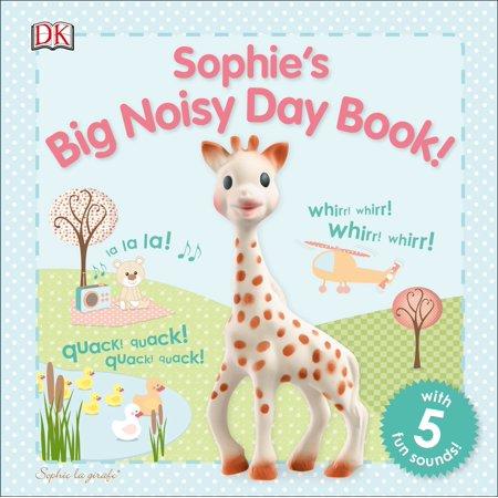 Sophie la girafe: Sophie's Big Noisy Day - Big Day
