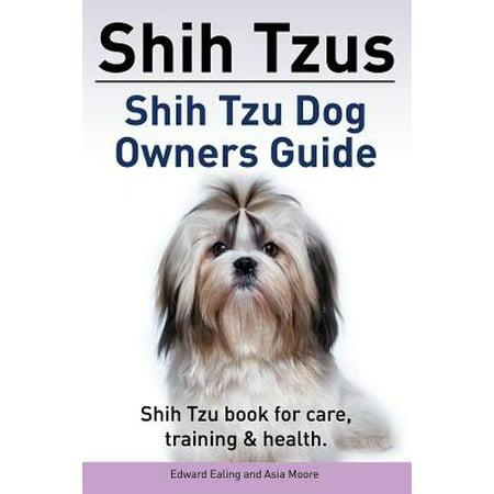 Shih Tzu Note Cards (Shih Tzus Shih Tzu Dog Owners Guide. Shih Tzu Book for Care, Training & Health.)
