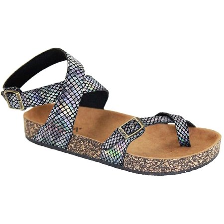 Glory-610 Women Sandals Shoes Gladiator Thong Flops T Strap Flip Flat Strappy Toe