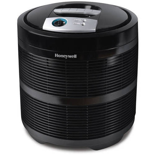 Honeywell True HEPA Air Purifier 50255B, Black