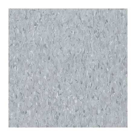 ARMSTRONG FP51904031 Vinyl Composition Tile, 45sq.ft, Gray