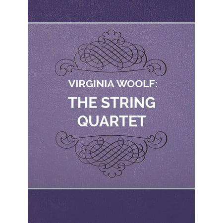 - The String Quartet - eBook