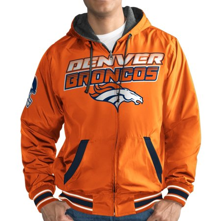 "Denver Broncos NFL G-III ""Hot Shot"" Full Zip Men"