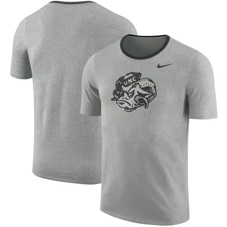 North Carolina Tar Heels Nike Vault Elevated Essentials T-Shirt - Charcoal