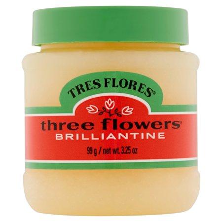 070066116052 upc three flowers solid brillantine oz for Pitture brillantinate