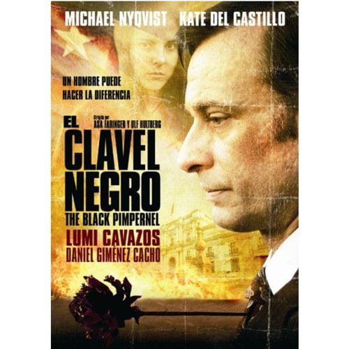 El Clavel Negro (Black Pimpernel) (Spanish) (Full Frame)