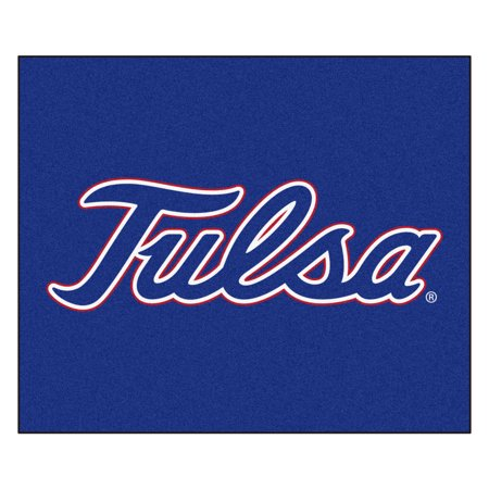 Tulsa Tailgater Rug 5'x6' ()