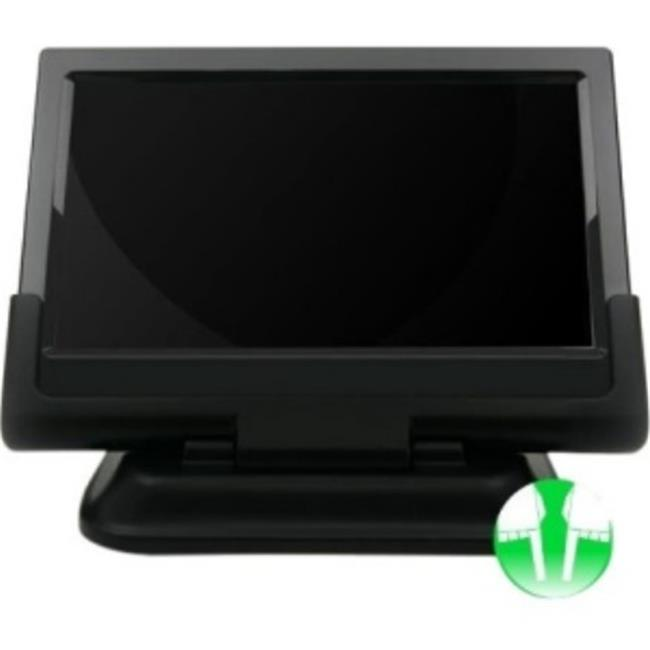 10.1 in. LCD with Desk Base Plus USB Port, Wide Cap Touch Vesa75 USB.