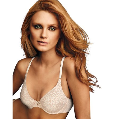 Maidenform Women's One Fab Fit Tailored Demi Underwire Bra Paris Animal Prin. 32A Animal One Fab Fit, America'S #1 T-Shirt Bra, In A Tailored Demi Bra! Front Adjustable Convertible Straps Stay In Place With A Slide Adjuster. Wear Straps Standard Or Crisscross. No Slip Feature On The Inside Keeps Straps From Sliding Off Your Shoulders. Stretch Foam Underwire Cups With Soft Touch Lining. Smoothing Two-Ply Wings. Seamless Uplift And Shaping. Sexy Keyhole And Bow At Center Front. Soft, Seamless Fabric For No-Show-Through Under Form-Fitting Tops*Source: Seamless Contour In Department/Chain, Npd Group, Retail Tracking Service R12 July 2014, Unit Sales