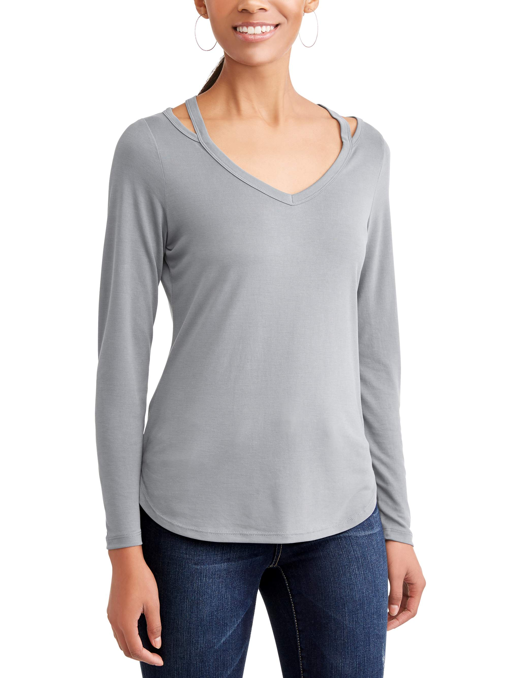Women's Long Sleeve Elevated T-Shirt