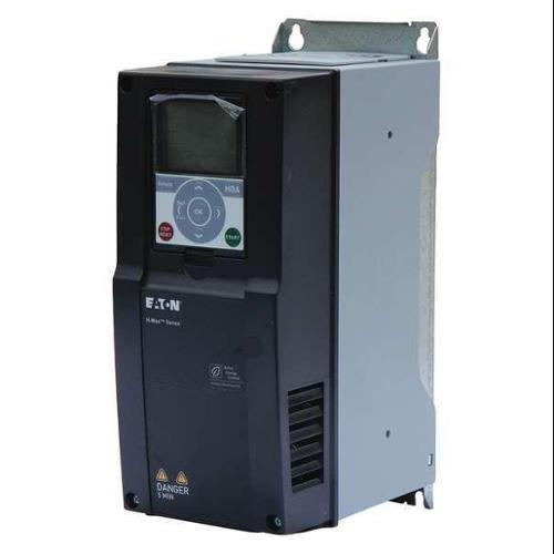 EATON HMX34AG8D021-N Variable Frequency Drive,4 HP,12.89 in H