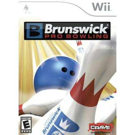 Nintendo Brunsick Pro Bowling Wii