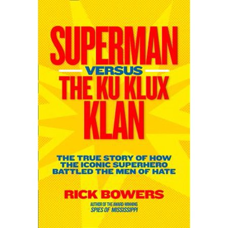 Superman versus the Ku Klux Klan - eBook