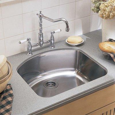 American Standard Culinaire 7501000 Single Basin Undermount Kitchen ...