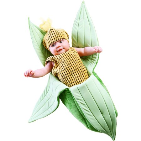 Ear of Corn Bunting Baby Costume - Baby Bunting Costume