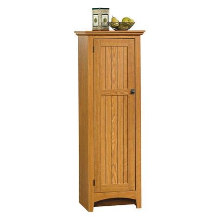 Sauder Pantry, Carolina Oak (Oak Kitchen Pantry)