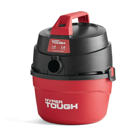 Hyper Tough 1 Gallon 1.5 Peak HP Wet/Dry Vacuum